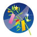 七夕の飾りの意味と5色の短冊とは