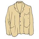 麻ジャケットのシワは!簡単便利な方法には