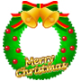 クリスマス 飾り リース
