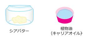シアバター 容器 植物油_120