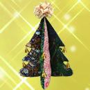 クリスマス ツリーは手作りがおすすめ!布で作るツリー♪
