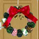 クリスマス リースを手作りで! 簡単でかわいい♪
